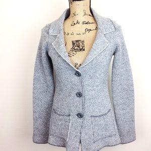 Cocogio Italy Wool Blend Blazer S @